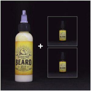 Double Trouble Beard Jelly Kit