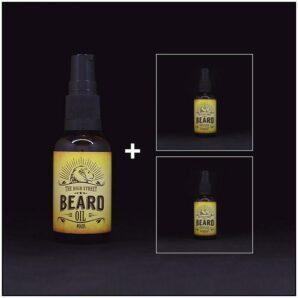 Double trouble beard oil kit