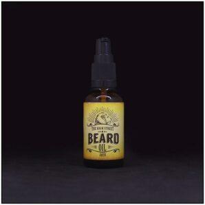 Earthy beard oil