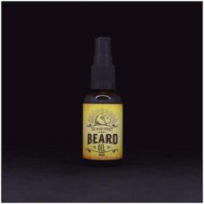 Woody beard oil