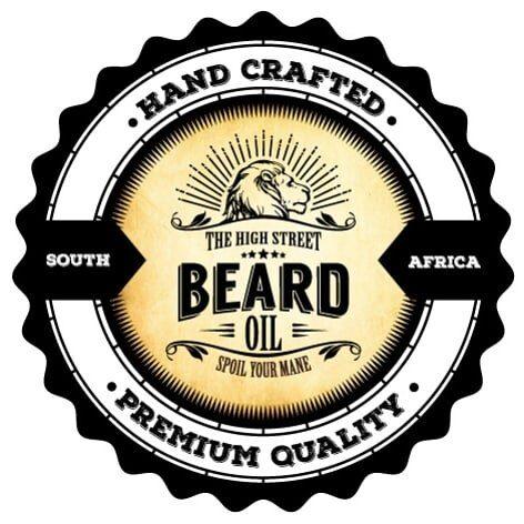 The High Street Beard Oil